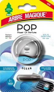 ARBRE MAGIQUE Pop Ocean Deodorante Con Gancio Solido Profumatore Per Auto