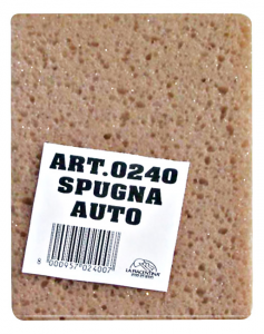 La Piacentina Sponge For Washing The Car Art.0240 - Articles For Cars