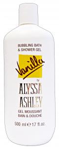 ALYSSA ASHLEY Vanilla Bagnodoccia 500 Ml Prodotto Bagno E Doccia
