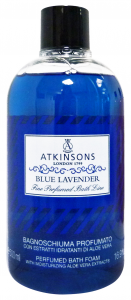 Atkinsons Bathroom Blue Lavender 500 Ml Soaps And Cosmetics