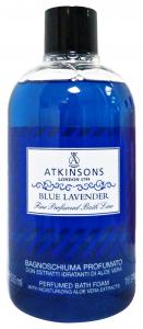 ATKINSONS Bagno BLUE LAVENDER 500 Ml. Saponi e cosmetici