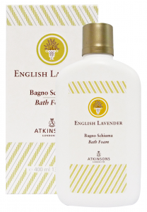 ATKINSONS Bagno ENGLISH LAVENDER 400 Ml. Saponi e cosmetici