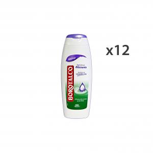 BOROTALCO Set 12 Bagno Rilassante 500 Ml.  Saponi E Cosmetici