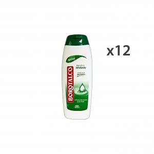 BOROTALCO Set 12 Bagno Idratante 500 Ml.  Saponi E Cosmetici