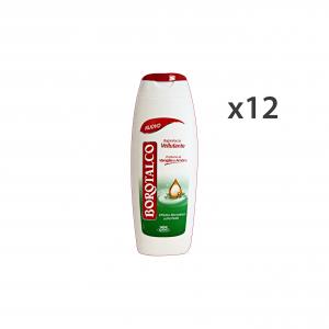 BOROTALCO Set 12 Bagno Vellutante 500 Ml.  Saponi E Cosmetici