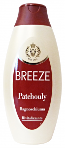 BREEZE Set  6 Bagno Patchouly 400 Ml. Saponi E Cosmetici