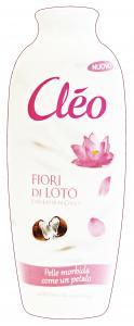 CLEO Doccia 500 Ml Fior Di Loto/Latte Di Cocco Prodotto Bagno E Doccia