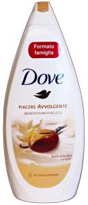 DOVE Bagno Karite/Vaniglia 700 Ml. - Bagno Schiuma