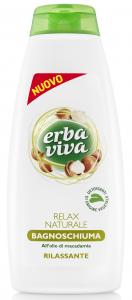 ERBA VIVA Bagno rilassante 500 ml. - Bagno schiuma