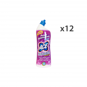 ACE Set 12 Bagno Wc Gel Con Candeggina 700 Ml.