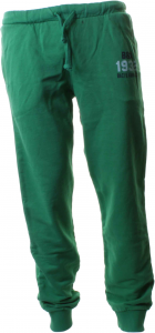 Hugs & Kisses Trousers 90% Cotton- 10% Elastane Green Bam918-green