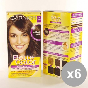 Belle Color Set 6 4.03 Light Brown