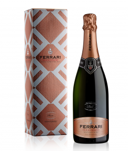 Ferrari Set 6 Bottles Maximum Rosé Cutted Lt. 0.75