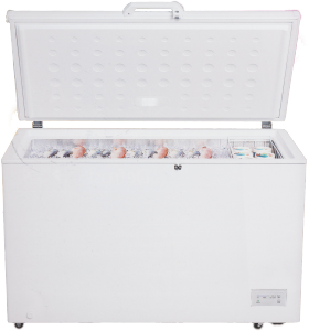 DAYA Dcp-380He Congelatore Pozzo 380Lt Classe A+ Freezer Elettrodomestici Casa