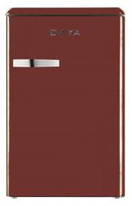 DAYA Dftv-114Htb Vintage Redw Tavolo Cl A+ 114Lt Frigo Minibar Monoporta