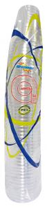 Bicchieri 50 pz. kristall 250cc art.205502 - Articoli per pic-nic