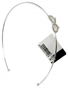 Debby Headband With Staple Rhinestone - Accessories Toilets