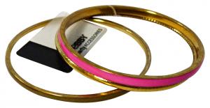 DEBBY Bracelet Ethnic Green fuchsia gold - Accessories Toilets