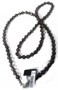 Debby Necklace Transparent Black - Accessories Toilets