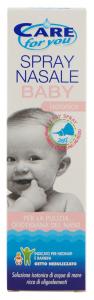 CARE FOR YOU Naso Spray Nasale Baby 100 Ml Baby Cura Del Bambino E Neonato