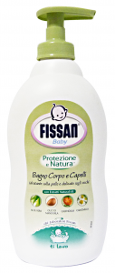 Fissan Baby Bathroom Protection Nature 400 Ml Line Baby