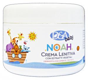 Dea Baby Cream Lenitive Noah 250 Ml - Line Baby