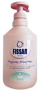 Fissan Baby Bathroom First Months 500 Ml - Line Baby