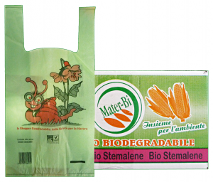 Shoppers Biodegradable 32x60 * 500 Pieces - Bags Expenditure