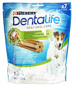DENTALIFE Snack Igiene Dentale Small 7 Pezzi 115 Gr Cibo Per Cani