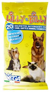VEGA Salv.deter.animali X 20 Piezas - Producto Para animales