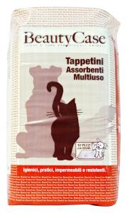 BEAUTY CASE Tapis de sol Ass.mult.60x90 * 10 pièces - Produit Pour animaux