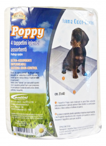HOUSE Floor mats Hygienic Assorted * 4 Pieces - Product For animals