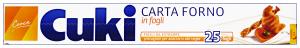CUKI Carta forno 25 fogli - sacchetti per alimenti