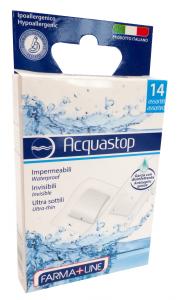 FARMALINE Cerotti Acqua Stop 14 Pezzi Cer3376A  Parafarmacia E Cura Della Persona