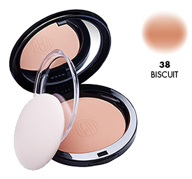 Astra Powder Compact 38 Biscuit Cosmetics