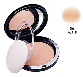 Astra Powder Compact 36 Honey - Cosmetics