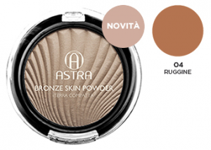 Astra Earth Compatta 04 Rust Cosmetic For The Face