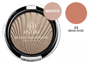 Astra Earth Compatta 02 Beige Rosè Cosmetic For The Face