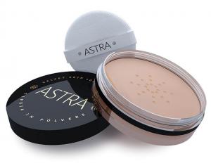 ASTRA Velvet Skin Lose Porzellan Pulver - Kosmetisches Pulver