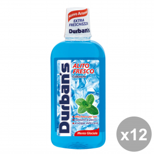 Set 12 Durban's Mouthwash Help Fresh 500 Ml Products For The Face
