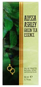 ALYSSA ASHLEY green tea essence Eau de toilette Colonia donna 50 ml. - Profumo femminile