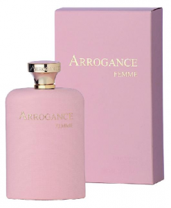 ARROGANCE Pour Femme Donna Acqua Profumata 100 Ml Fragranza
