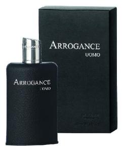 Arrogance Man Water Perfumed Man 50 Ml Gray Fragrance