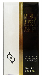 ALYSSA A.musk edt donna 25 ml. - Profumo femminile