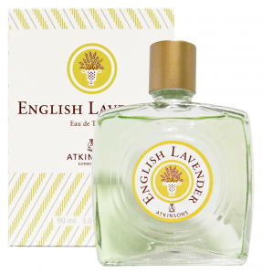 ATKINSONS Eau De Toilette Cologne English Lavender 90 ml - Perfume Female