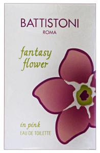 BATTISTONI Fantasy flower pink edt donna 30 ml. - Profumo femminile