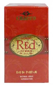 CHARRO Red Eau de parfum donna 30 ml. - Profumo femminile