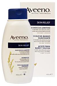 AVEENO doccia olio lenitivo 400 ml - Doccia schiuma