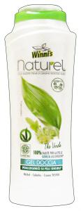 WINNI'S Doccia thè verde 250 ml. - doccia schiuma