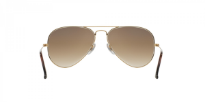 Ray-Ban RB3025 58-14 Gradient Aviator